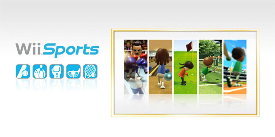 Wii Sports oyunu