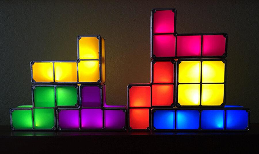 Tetris oyunu