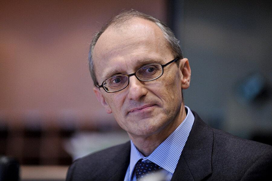 Avrupa Merkez Bankası (ECB) Denetim Kurulu Başkanı Andrea Enria