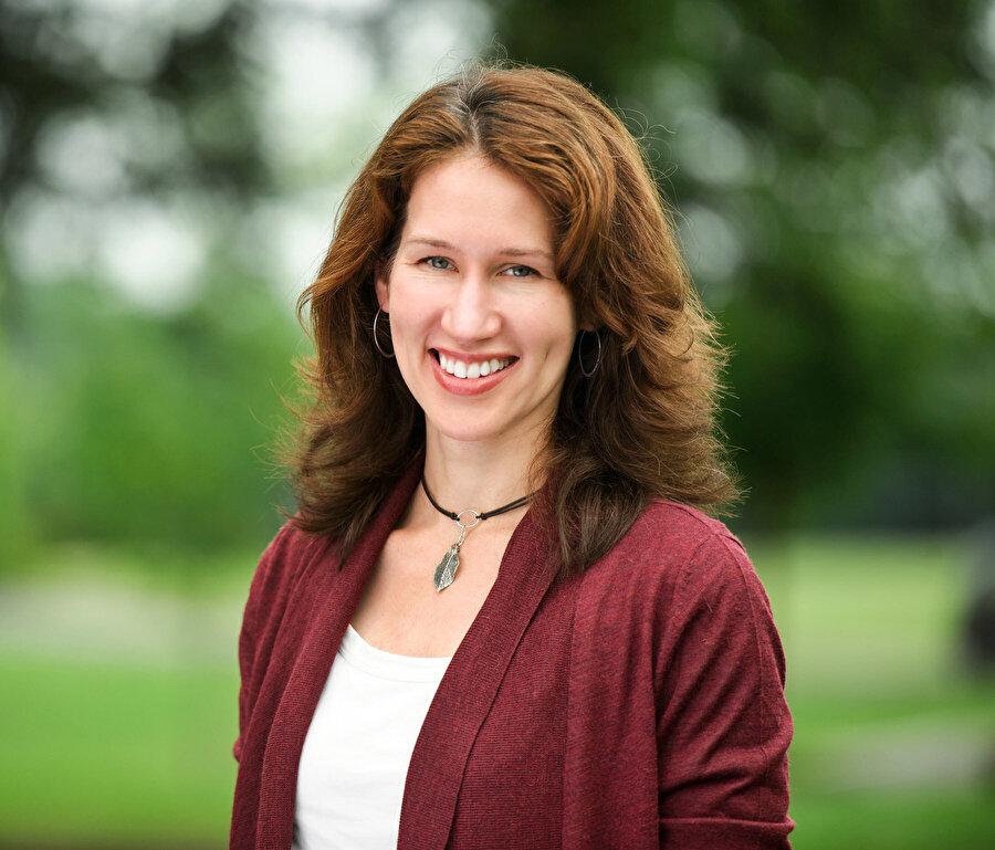 Araştırma ekibinin başında Andrea Townsend bulunuyor.