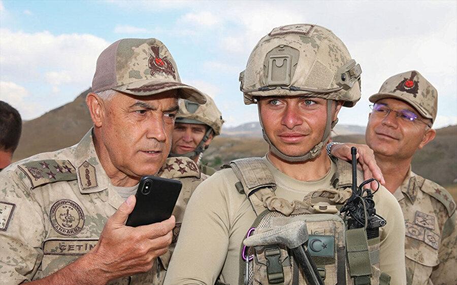 Jandarma Genel Komutanı Orgeneral Arif Çetin