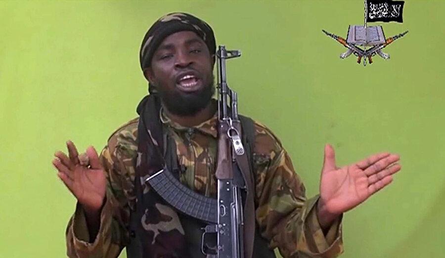 Muhammed Yusuf'tan sonra örgütün liderliğini üstlenen Ebubekir Şaki.