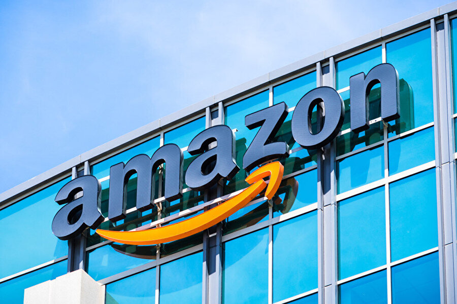 Amazon da 'yüz tanıma teknolojilerine' yatırım yapan şirketler arasında yer alıyor.