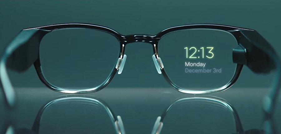 North Foalcs gözlükler sayesinde ekrana birçok farklı bilgi yansıtılabiliyor. Üstelik güncelleme sayesinde gelen bildirimler üzerinden işlem yapılabiliyor.
