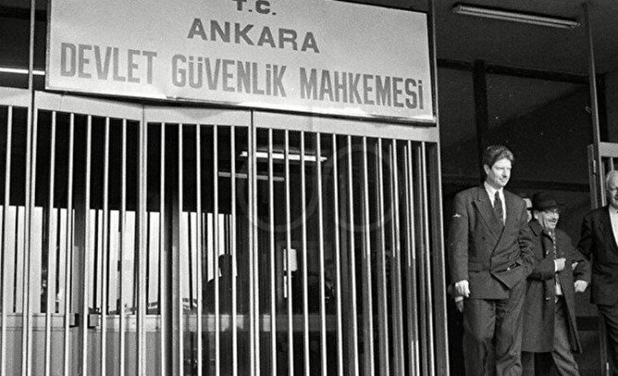 Devlet Güvenlik Mahkemeleri, Türk hukuk sistemine 1973 yılında girdi.
