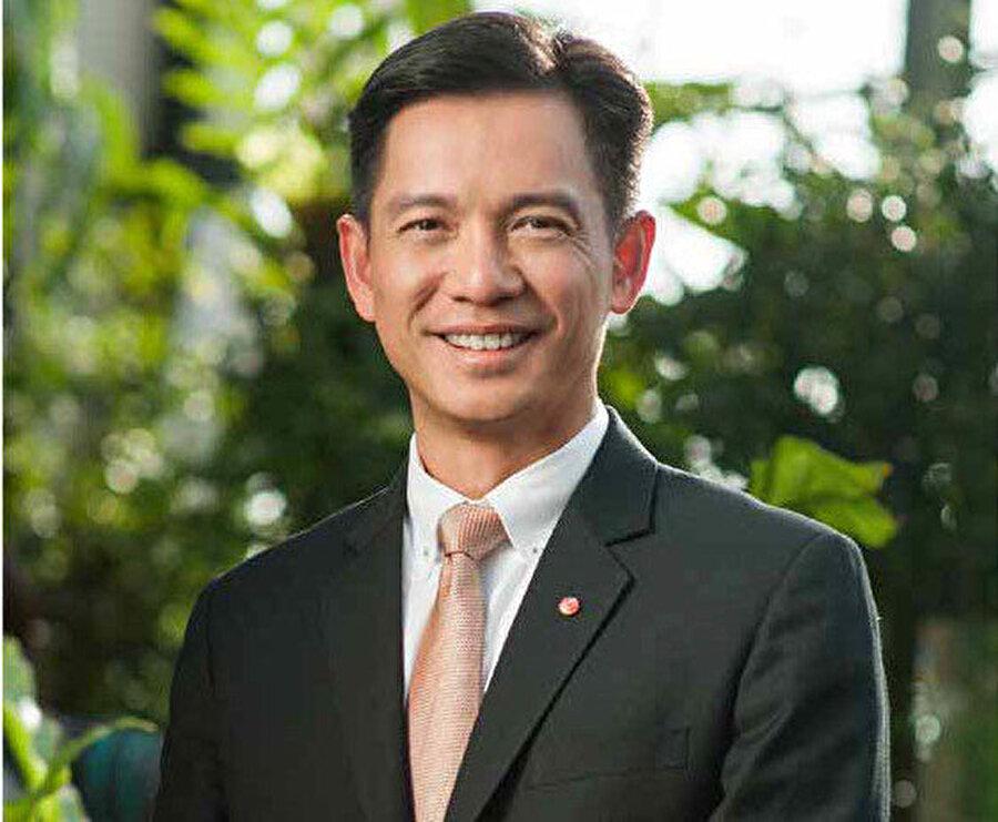 Changi Airport Group havalimanı operasyonları yönetiminin direktörü Jayson Goh