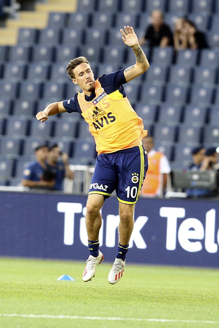 Fenerbahçe'de Max Kruse, en değerli transferler sıralamasında ilk 5'te kendine yer bulan tek sarı lacivertli futbolcu oldu.