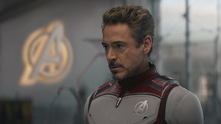 Tony Stark, Avengers: Engame filmiyle Marvel evrenine veda etmişti