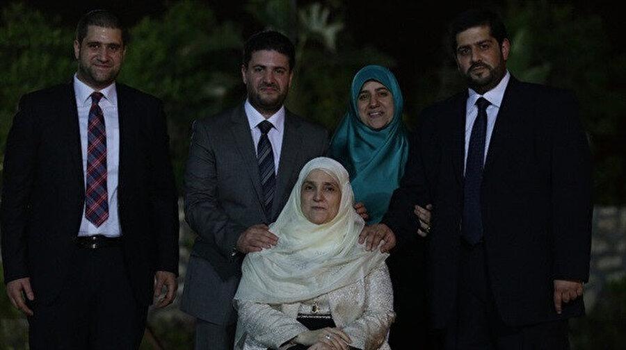 Mursi ailesi.