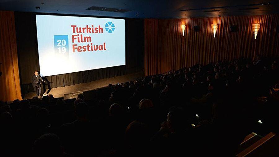 Türk Sineması'na ilgi giderek artıyor