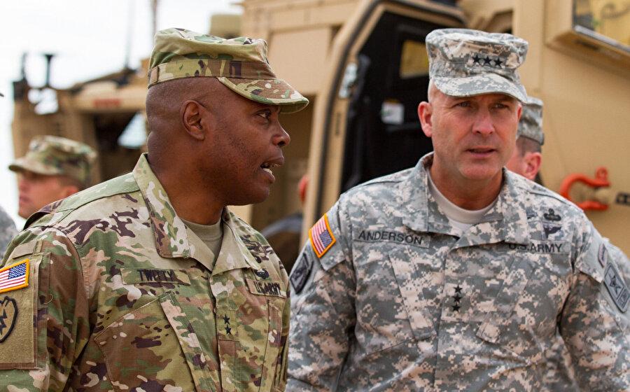 ABD Avrupa Kuvvetleri Komutan Yardımcısı Stephen Twitty