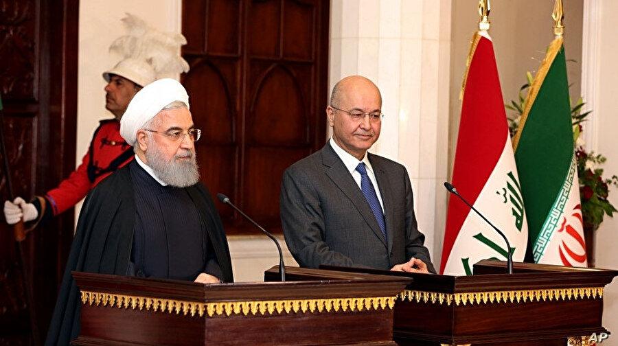 Son yıllarda Irak'la, İran arasında ilişkilerin geliştirilmesi noktasında önemli adımlar atılıyor.