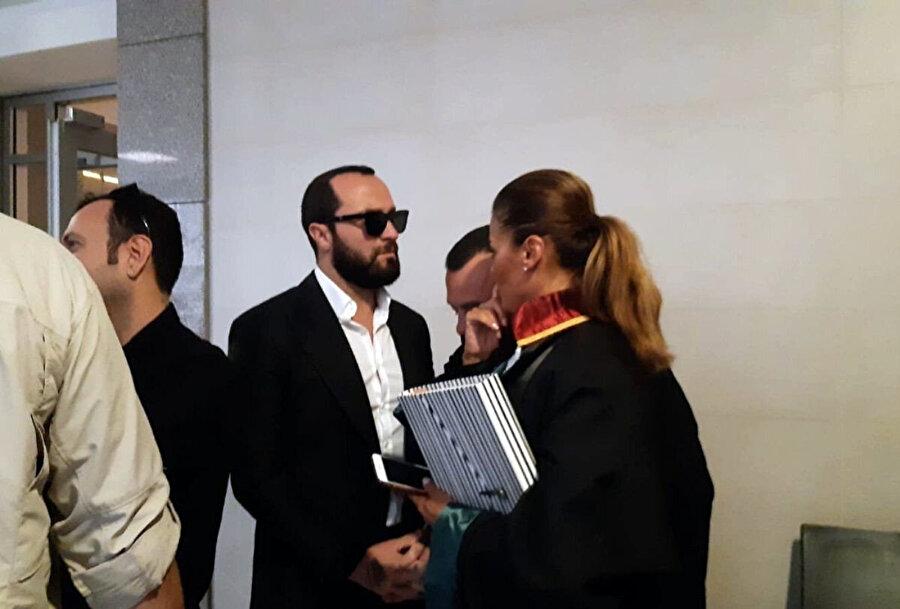 Berkay Şahin, darp gördüğü gerekçesiyle Arda Turan'dan şikayetçi olmuştu