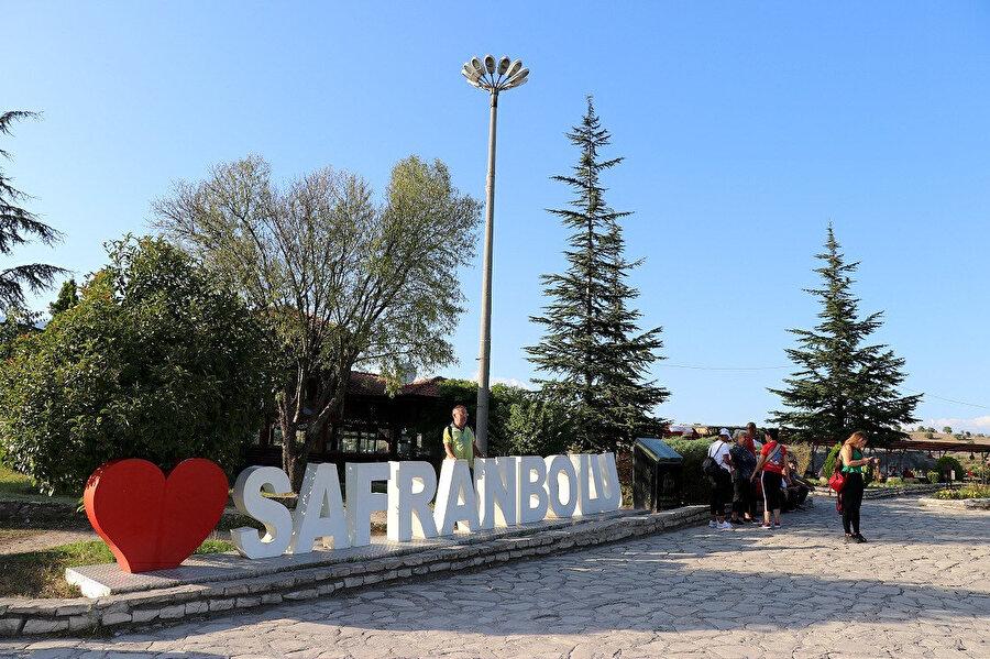 Safranbolu, UNESCO Dünya Miras Listesi'nde yer alıyor