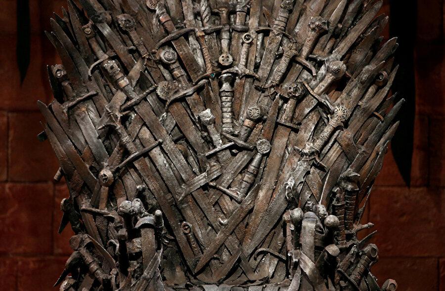 Game of Thrones, tarihin en çok izlenen dizilerinden biri konumunda yer alıyor.