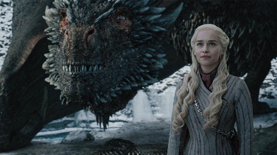 Khaleesi, Targaryen ailesinin 'en meşhur' üyesi olarak değerlendiriliyor.