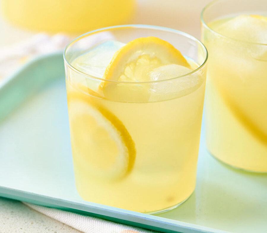 Anneannemin limonatası.