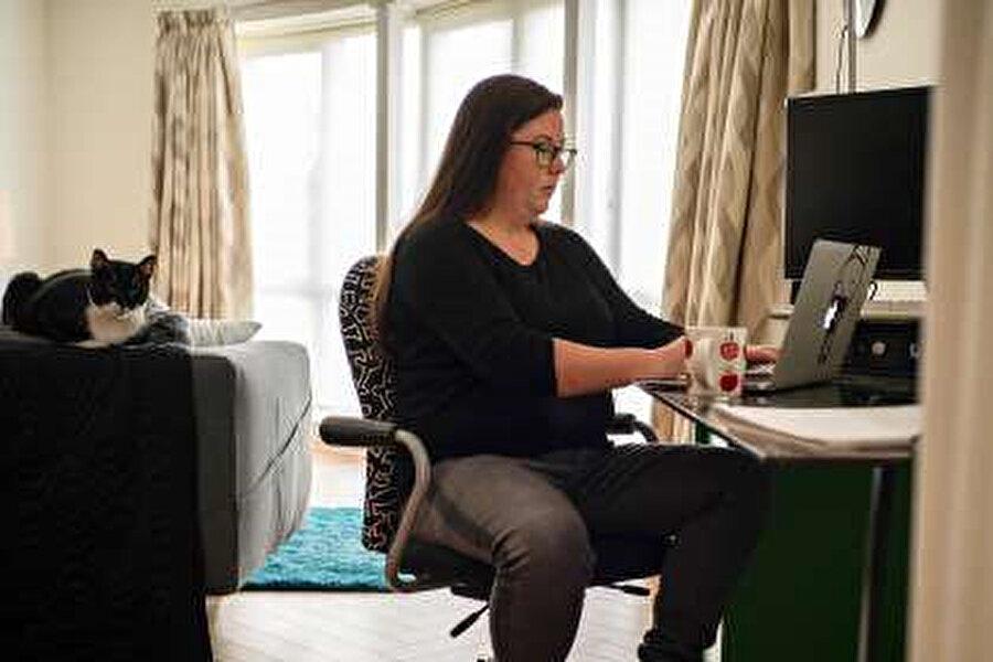 Eski Google Çalışanı Laura Nolan.