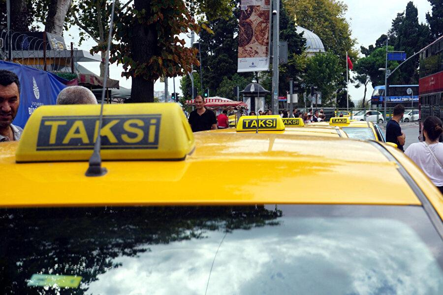 Taksiciler yeni zam istiyor.