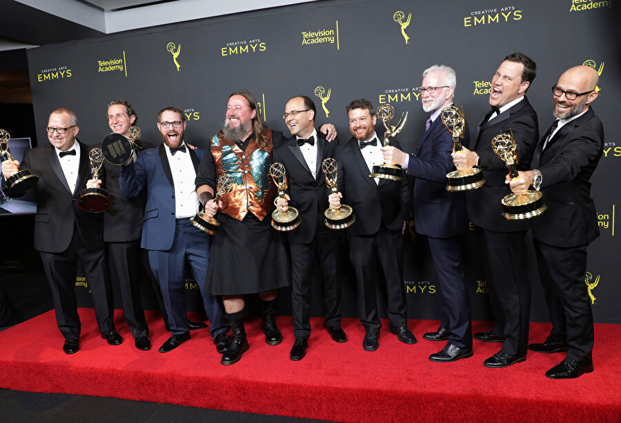 Emmy Ödülleri bu yıl, Game of Thrones oyuncuları tarafından sunulacak.