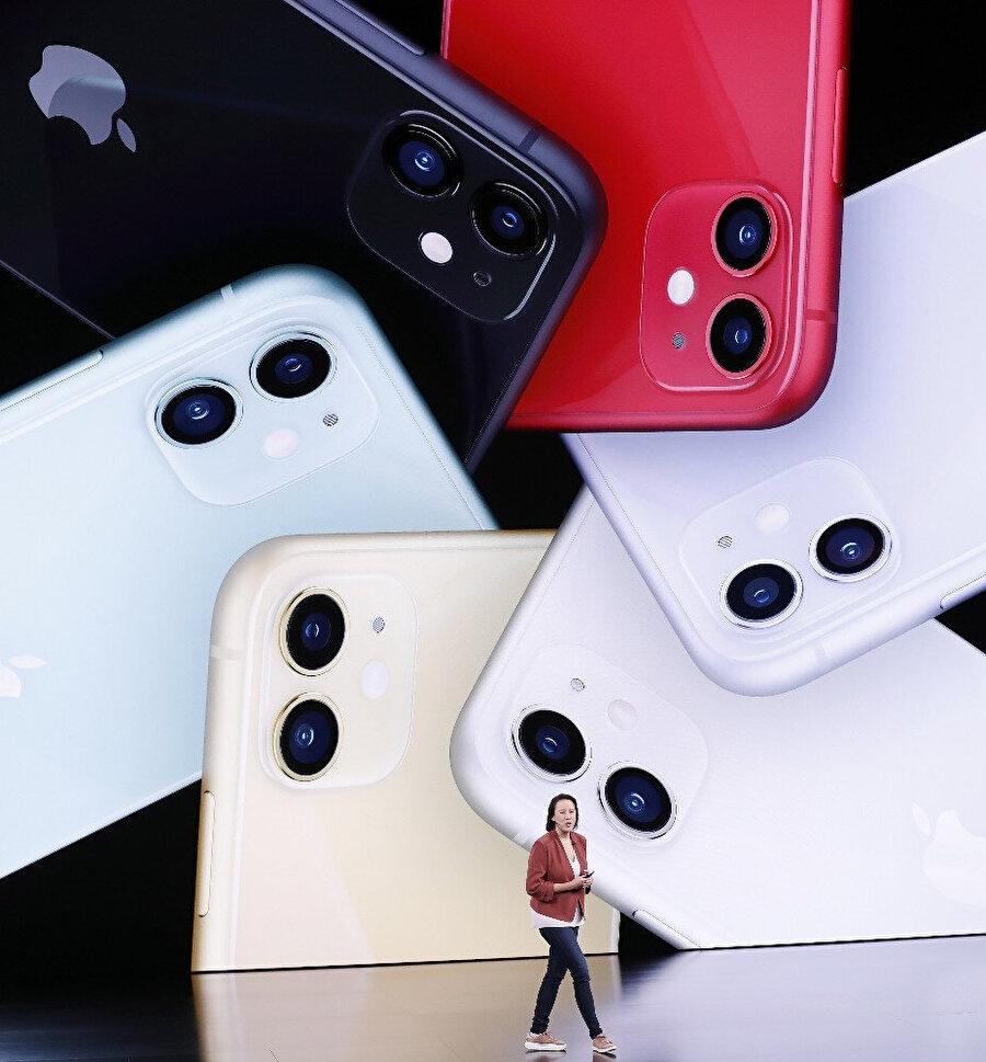 Apple, iPhone 11 tanıtımı sonrası Emmy Ödülleri'nden de ümitli.