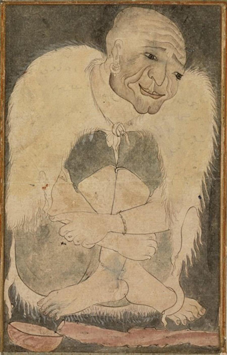 15. yüzyılda Timuri'nin tasvirinde Kalenderî dervişin sakalsız, saçları ve bıyıkları tıraş edilmiş, kaşlarının ise olduğu gibi dokunulmadan kaldığı görülüyor.