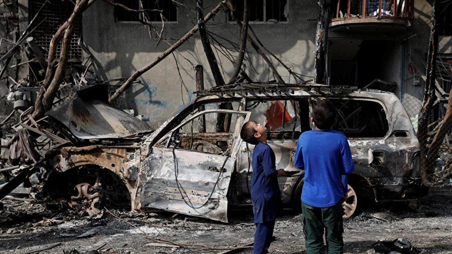 Şiddet olayları, siviller için hayatı yaşanılmaz kılıyor.