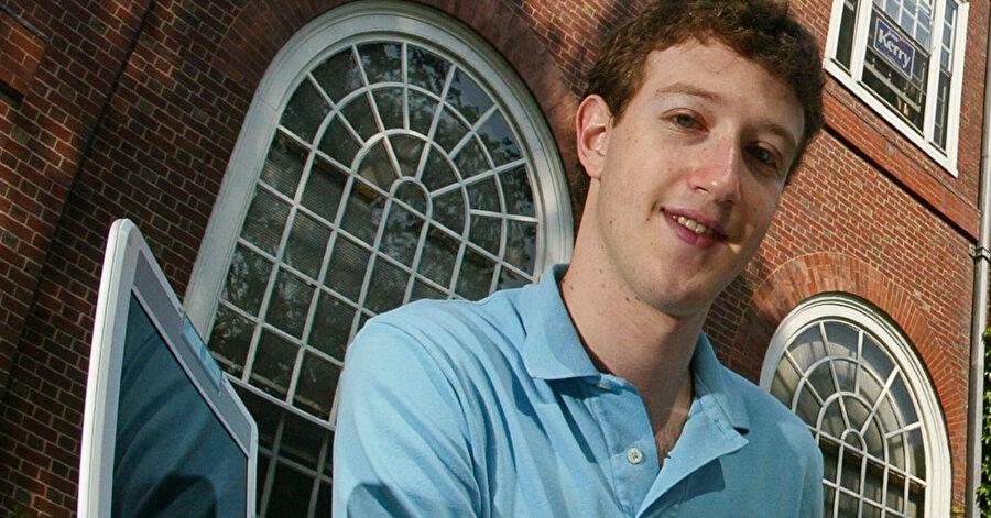 Genç Harvard öğrencisi Mark Zuckerberg, bugünlere gelebileceğini tahmin etmiş midir bilmek çok zor.