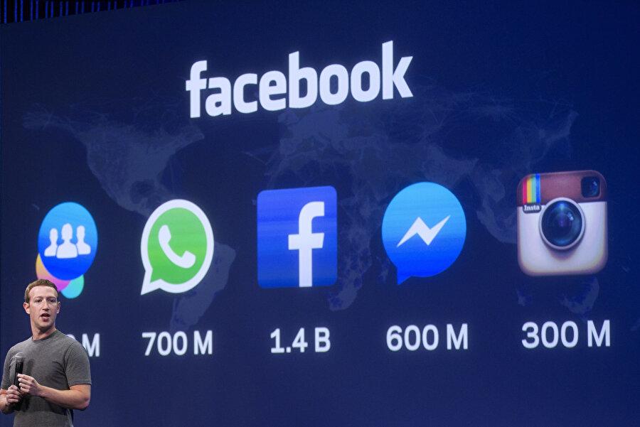 Facebook, WhatsApp ve Instagram eklemeleriyle dünyanın en güçlü sosyal medya platformlarından birine dönüşmüş durumda.