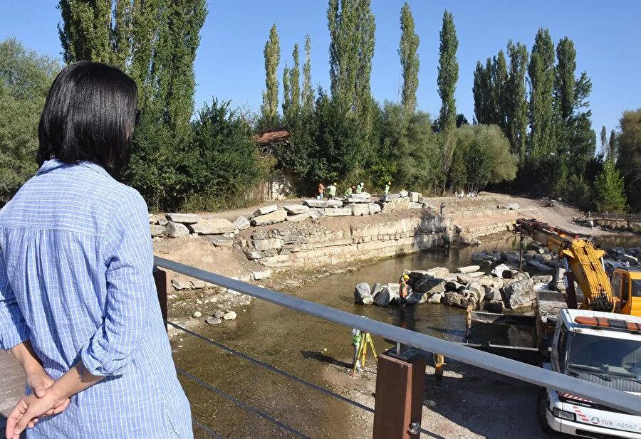 Aizonai Antik Kenti'nde çalışmalar devam ediyor