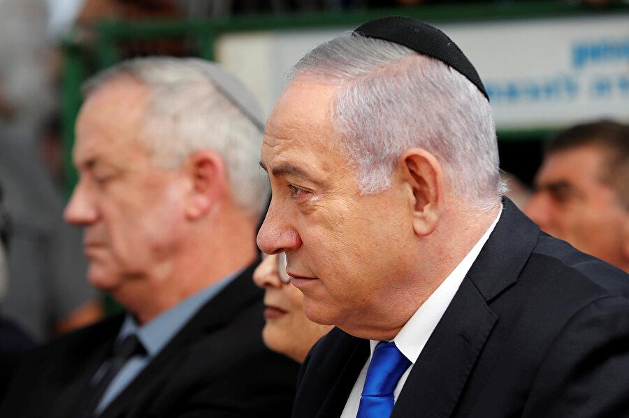 Başbakan Binyamin Netanyahu