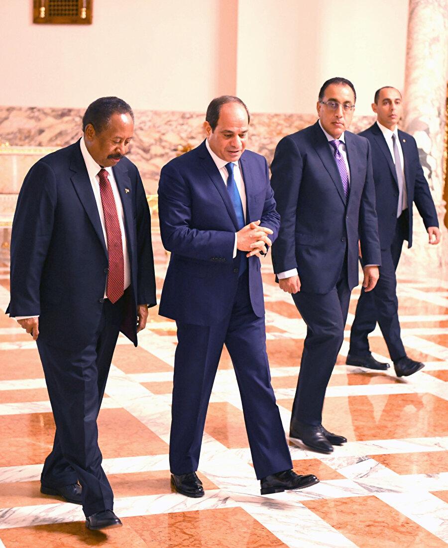 Mısır Cumhurbaşkanı Abdulfettah es-Sisi