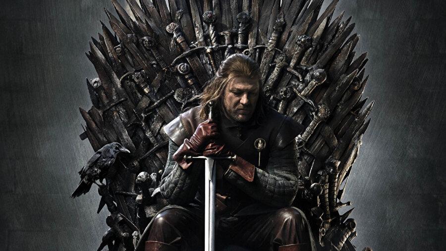 Ned Stark, HBO yapımı Game of Thrones'un en özel karakterlerinden biri olarak nitelendiriliyordu.