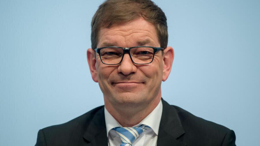Audi'nin yeni CEO'su olması beklenen Markus Duesmann.