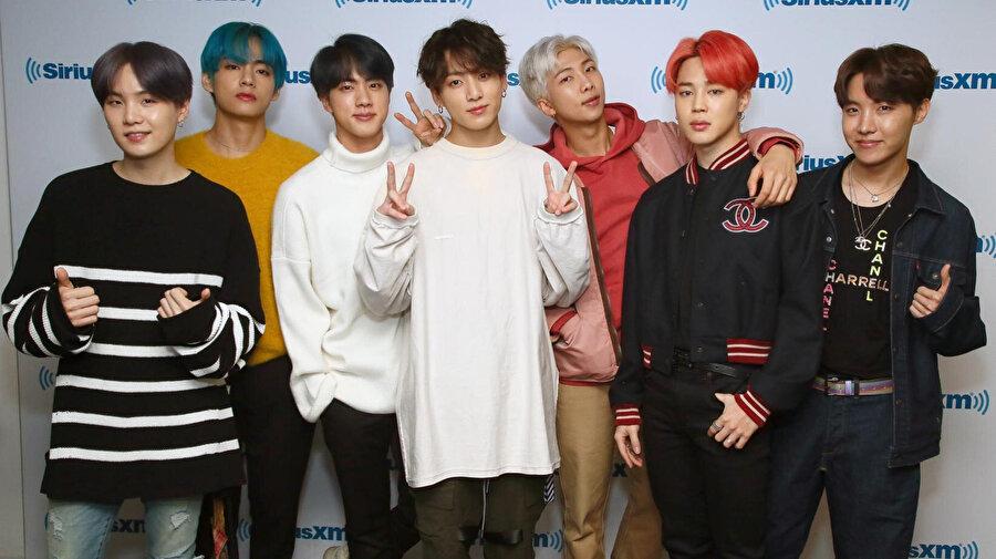 BTS grubu