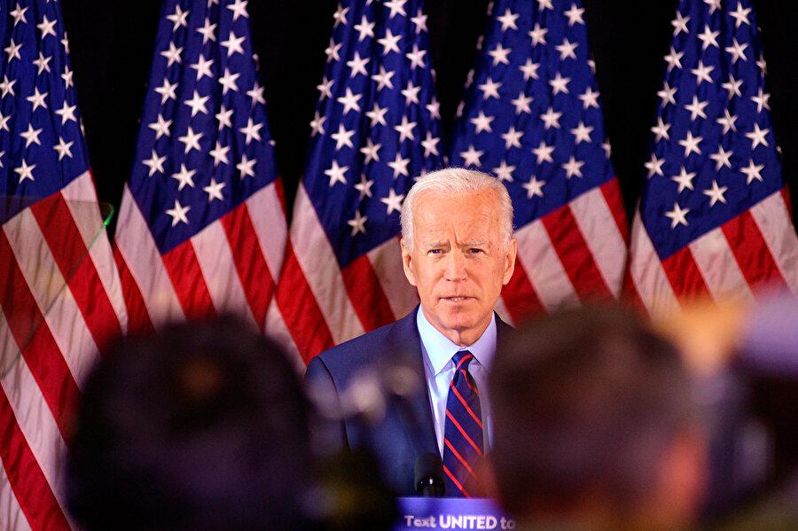 Demokratlar, 2020 ABD seçimlerinde Trump'ın karşısına Joe Biden'ı çıkarmayı düşünüyor.