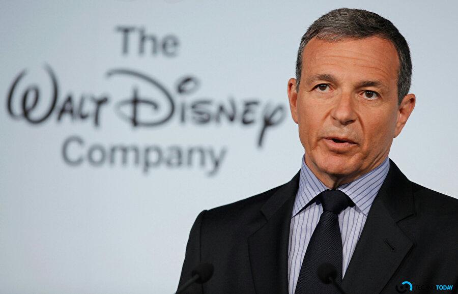 Disney CEO'su Bob Iger.