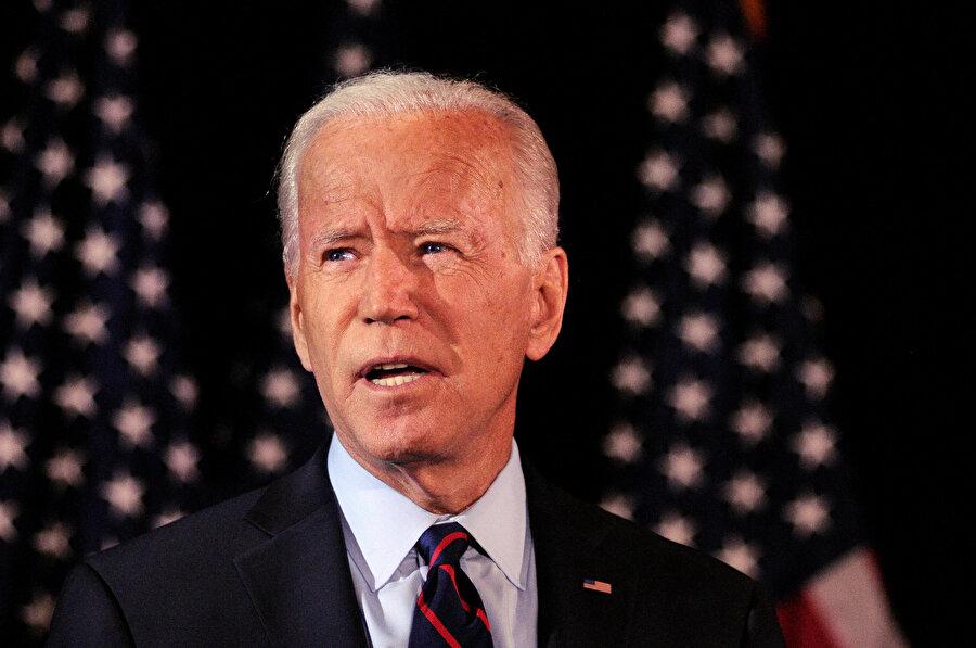 Joe Biden'ın 2020 başkanlık seçimlerinde Demokratların adayı olması bekleniyor.