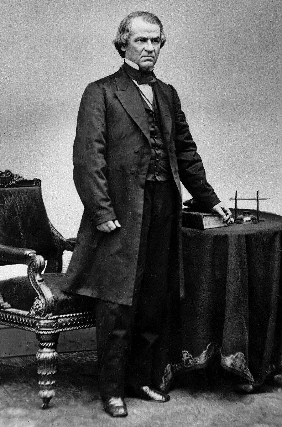 ABD'Nin 17. Başkanı Andrew Johnson