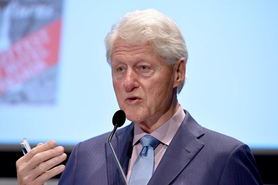 ABD'nin 42. Başkanı Bill Clinton