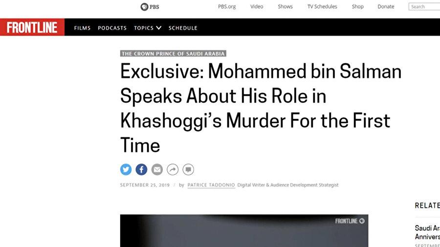Derginin internet sitesi böyle görüntülendi.