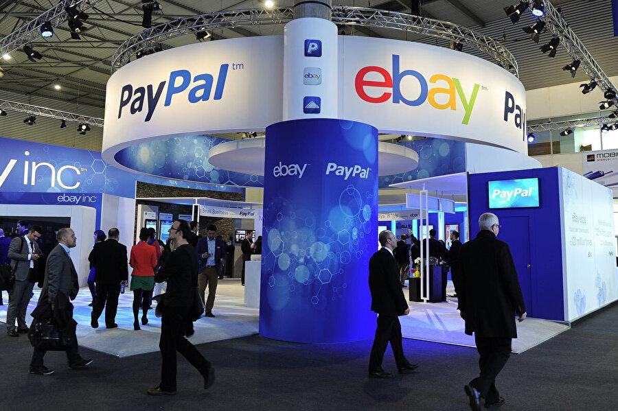 eBay, dünyanın en büyük e-ticaret platformlarından biri olarak değerlendiriliyor.