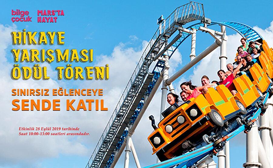 Ödül töreni İsfanbul Tema Park'ta düzenlenecek