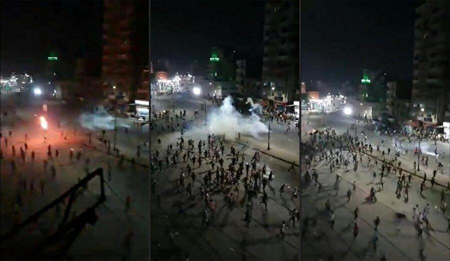 Cuma günü yapılan gösteriler sırasında tutuklananların çoğunun, bazıları 15 yaşındaki çocuklar olmak üzere gençler olduğu bildirildi.