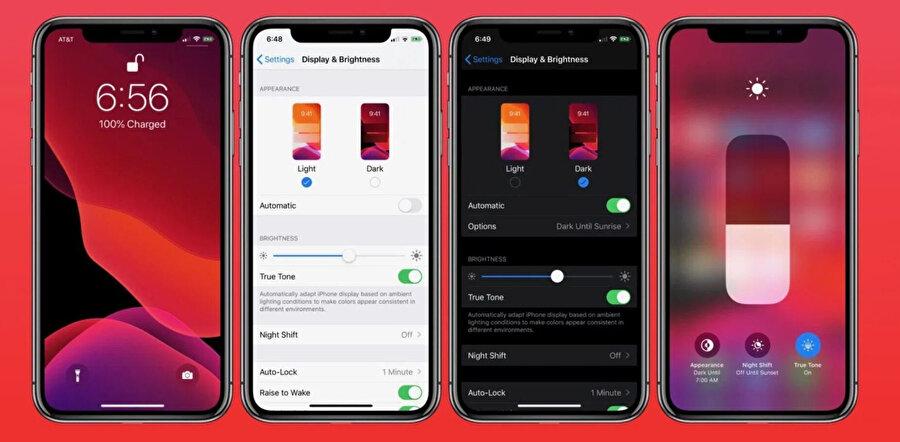 iOS 13 güncellemesi, önceki versiyona göre çok farklı özellikler barındırıyor.