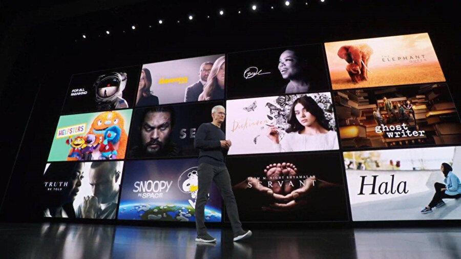 Apple TV Plus'ın diğer servislerden farklılaşması için ek çözümler üretmesi şart.