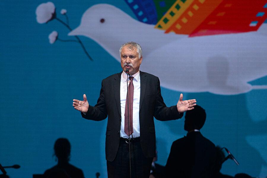 Adana Büyükşehir Belediye Başkanı Zeydan Karalar