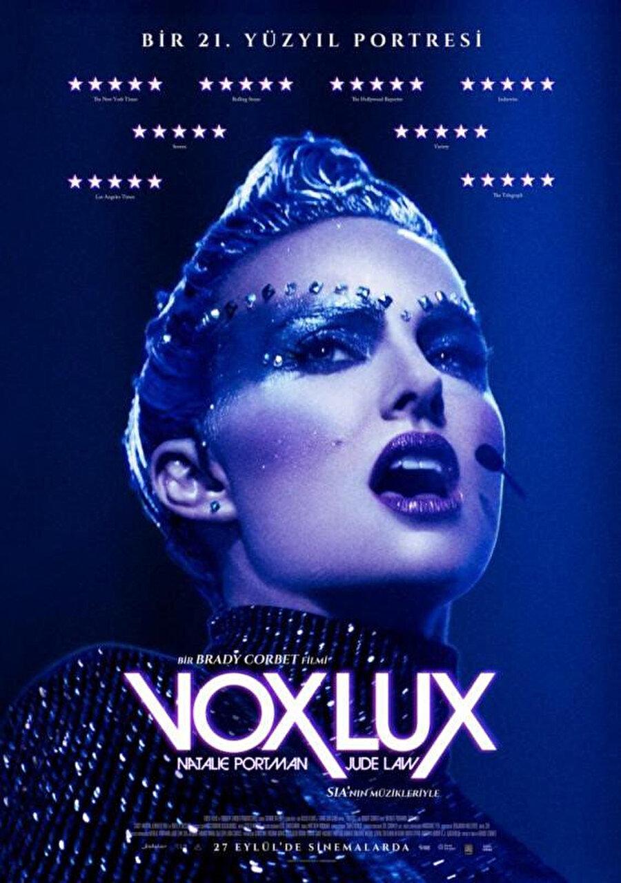 Vox Lux filminin afişi