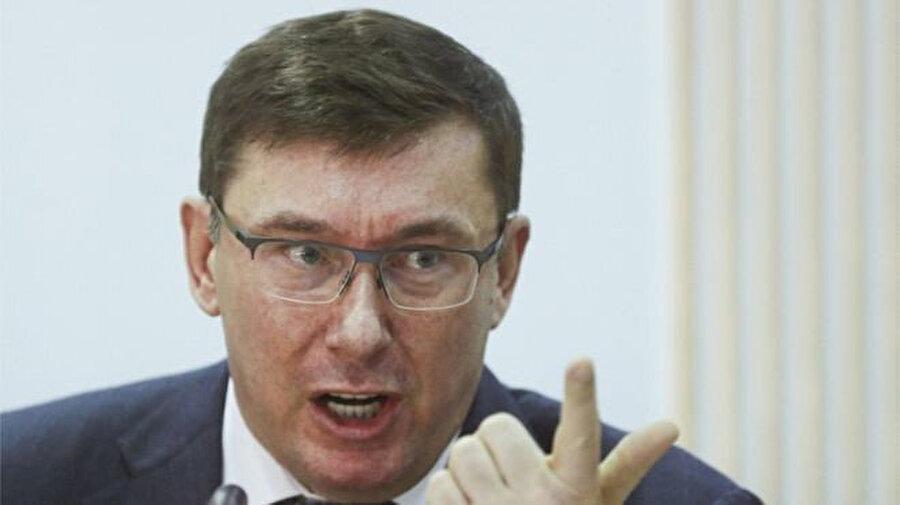 Eski Ukrayna Başsavcısı Yuriy Lutsenko
