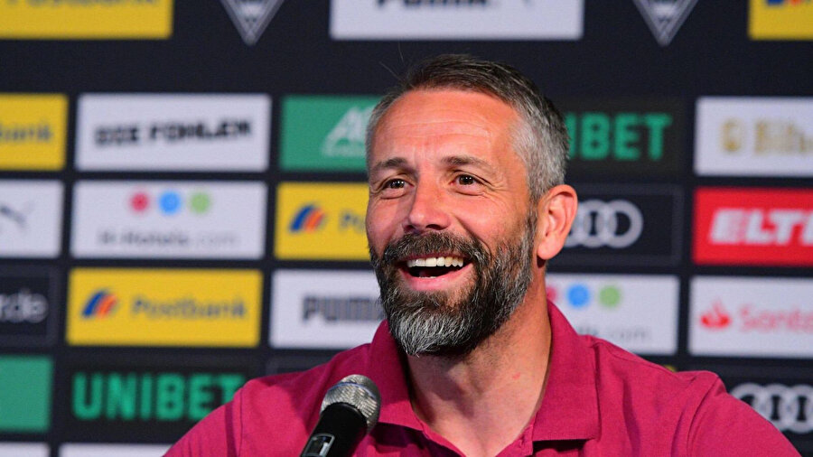 Marco Rose - Borussia Mönchengladbach.